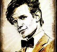 Matt Smith Dr Who by fantasytripp