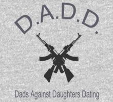 dadd with rifle by MBclothing