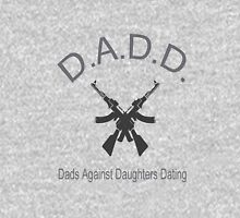 dadd with rifle Unisex T-Shirt