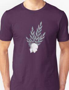 Coloured Crown Unisex T-Shirt