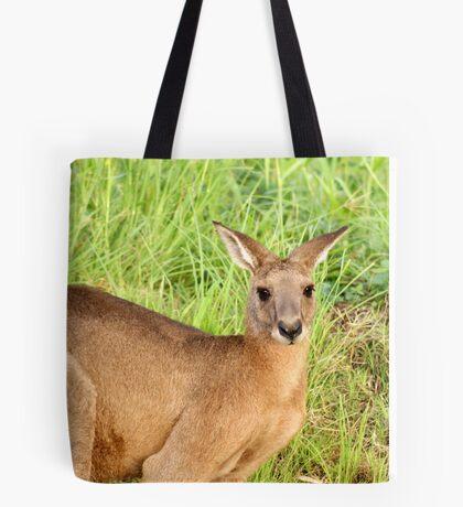 Kangaroo 8 Tote Bag