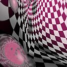 Checkered Past 12  by Peter Grayson