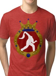 Philippine Jai Alai Tri-blend T-Shirt