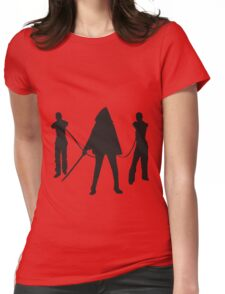 Michonne Womens Fitted T-Shirt