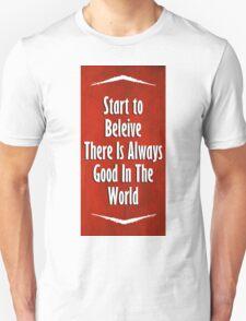 No Worry  Unisex T-Shirt