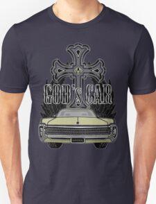 God's car Unisex T-Shirt