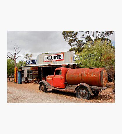 Australian Heritage Garage Photographic Print