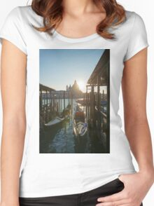 Gondola Women's Fitted Scoop T-Shirt