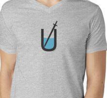 Crit Juice: Neat (Dark) Mens V-Neck T-Shirt