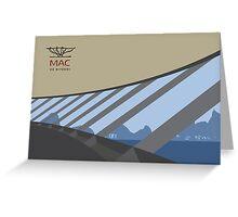 MAC, Niteroi Greeting Card