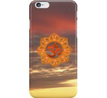 Om Sky iPhone Case/Skin