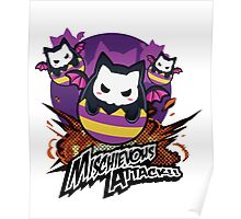 Mischievous Attack - Puzzle & Dragons Poster