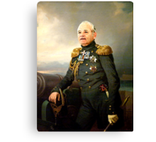 """Sir Bill """"No One Will Ever Believe You"""" Murray Canvas Print"""