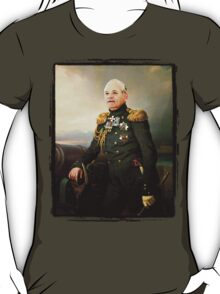 """Sir Bill """"No One Will Ever Believe You"""" Murray T-Shirt"""