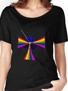 Prism colours Women's Relaxed Fit T-Shirt