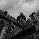 Church by mrsaraneae