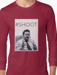#SHOOT Long Sleeve T-Shirt