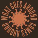 What Goes Around by David Ayala
