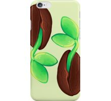 Napple Sprout iPhone Case/Skin