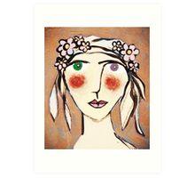 Helen Art Print