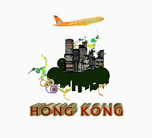 Hong Kong Collectors Tee-shirts and Stickers Unisex T-Shirt