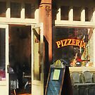 South Street Seaport Pizzeria by Susan Savad