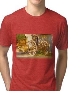 The cart Tri-blend T-Shirt