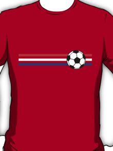 Football Stripes Chile T-Shirt