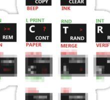 """ZX Spectrum - """"ZX Spectrum"""" Sticker"""