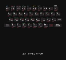ZX Spectrum - Horizontal by Daniel Espinola
