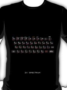 ZX Spectrum - Horizontal T-Shirt