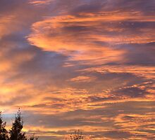 Coloured Clouds by Kathi Huff