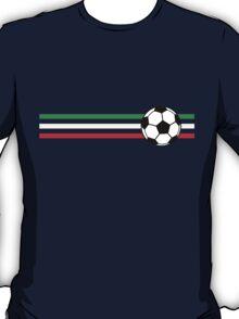Football Stripes Italy T-Shirt