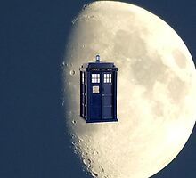 Dr Who Flypast by Johindes
