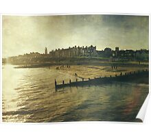 Southwold in Winter Poster