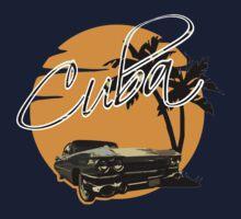 Cadillac - Cuba Kids Tee