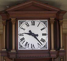 Old Clock by emilyhampl