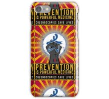 CC STARFIST — PREVENTION REPEATER iPhone Case/Skin