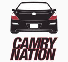 Camry Nation - Solara Gen 2 by Jordan Bezugly