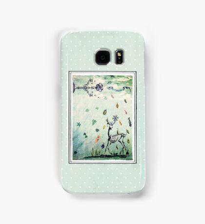 rain, rain come again Samsung Galaxy Case/Skin