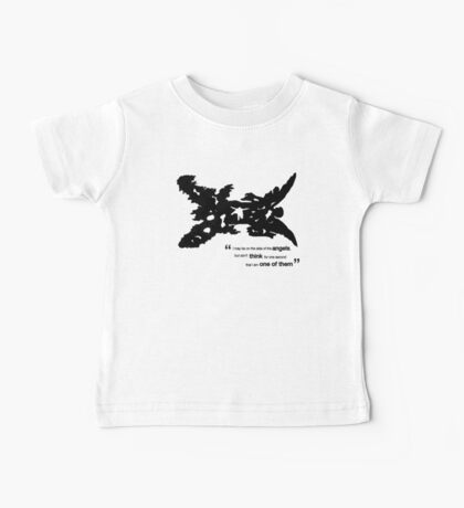One Of The Better Angels Baby Tee