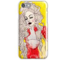 Mary Jane Holland iPhone Case/Skin