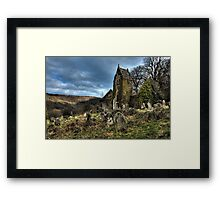 St. Mary the Virgin Church Framed Print