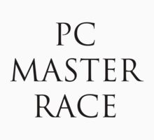 PC MASTER RACE T-Shirt