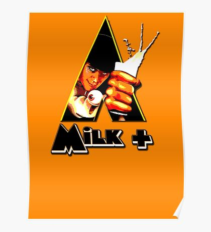 Milk+ Poster