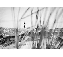 Lake Michigan Lighthouse Photographic Print
