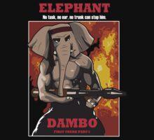 Dambo: First Trunk by BaronNobody
