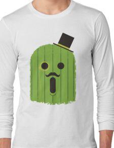 Sir Cactuar Long Sleeve T-Shirt