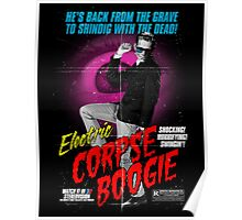 Electric Corpse Boogie Poster