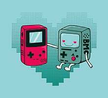 BMO IN LOVE by ManfredMaroto